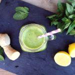 Los beneficios de los zumos verdes