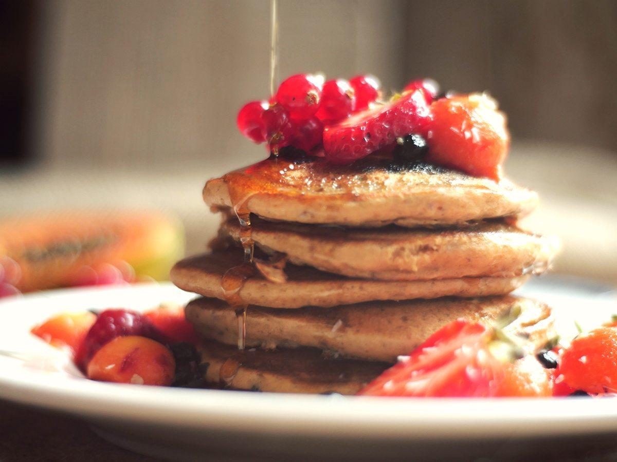 pancakes veganas 2