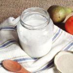 Yogurt de Coco Casero