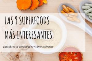 """Guía de las mejores """"superfoods"""""""