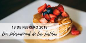 DÍA INTERNACIONAL DE LAS TORTITAS
