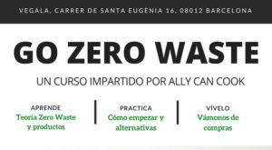 "Curso ""Go Zero Waste"" en Barcelona"
